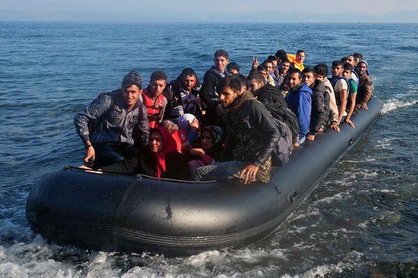 Ситуация с беженцами. Архивное фото. - Sputnik Абхазия