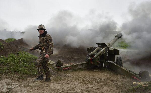 Ситуация в зоне карабахского конфликта - Sputnik Абхазия