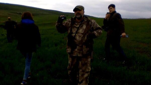 Журналисты посетили северный участок фронта - Sputnik Абхазия