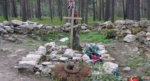 Кладбище в Саласпилсе: где стонет земля - Sputnik Абхазия