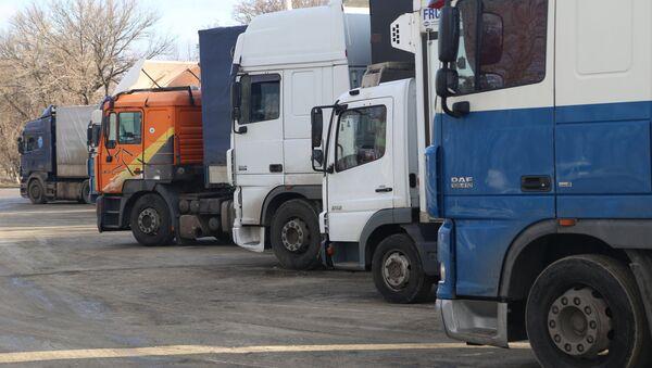 Украина и Россия договорились о возвращении заблокированных фур - Sputnik Абхазия