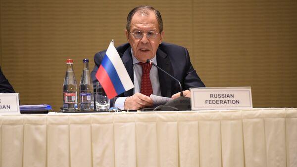 Лавров: Россия поможет укрепить мир между Азербайджаном и Арменией - Sputnik Абхазия