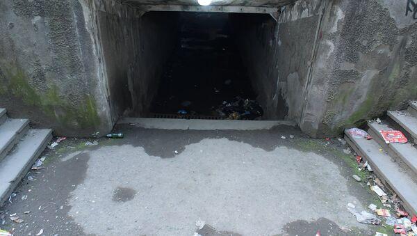 Подземный переход. - Sputnik Абхазия