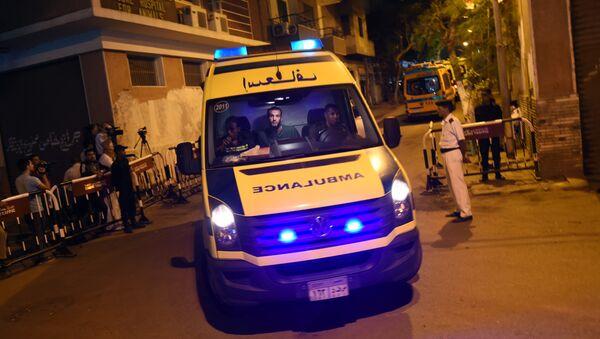 Скорая помощь в Египте. Архивное фото. - Sputnik Аҧсны
