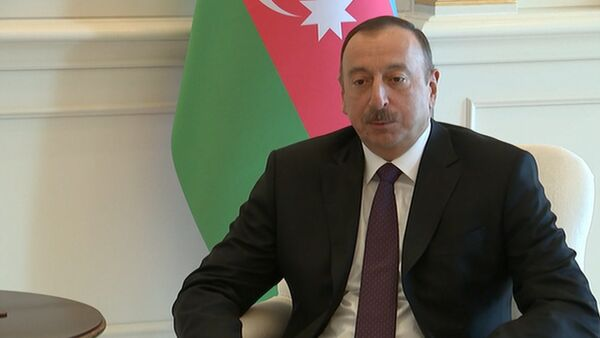 Спутник_Алиев поблагодарил Россию за восстановление перемирия в Нагорном Карабахе - Sputnik Абхазия