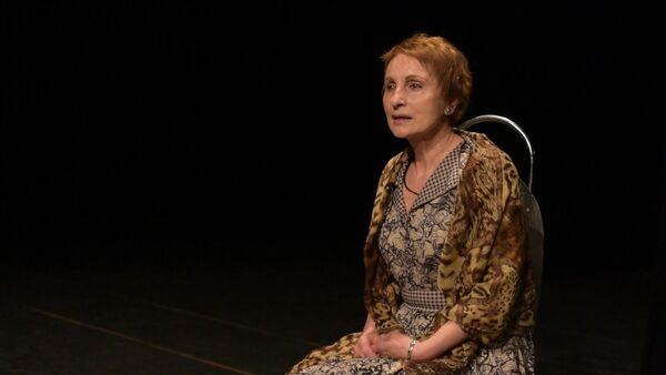 Проект Жизнь и театр продолжает заслуженная артистка Абхазии Тома Авидзба - Sputnik Абхазия