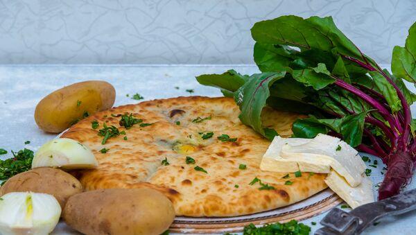 Осетинские пироги - Sputnik Абхазия