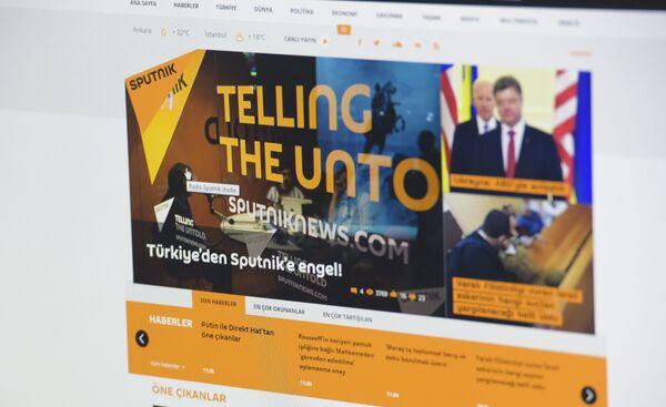 Sputnik Турция. - Sputnik Абхазия