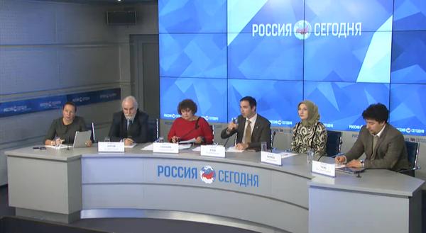 Круглый стол о стратегии России на Кавказе - Sputnik Абхазия