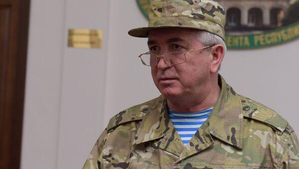 Секретарь совбеза Мухамед Килба. - Sputnik Абхазия