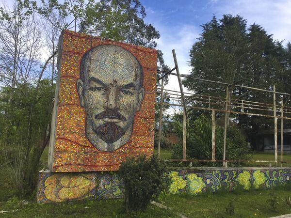Памятник Ленину - Sputnik Абхазия