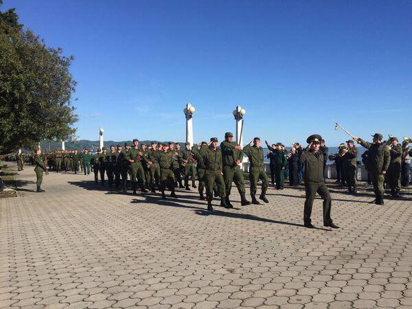 Репетиция парада победы. - Sputnik Абхазия