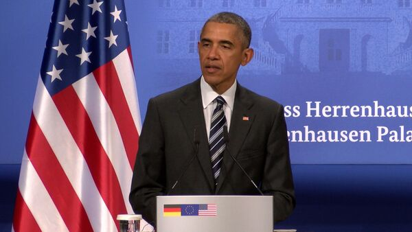 Обама объяснил, при каком условии с России могут быть сняты санкции - Sputnik Абхазия