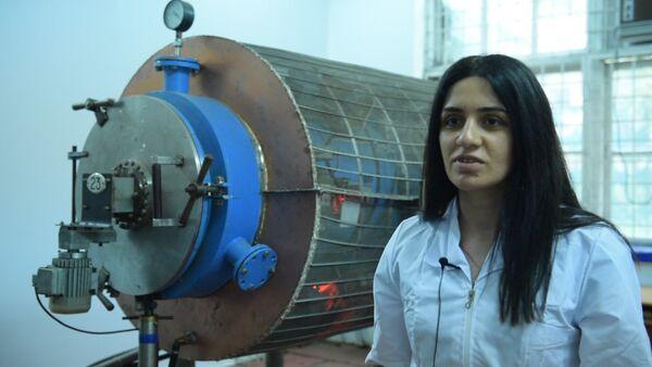 О производстве эфирного масла рассказала сотрудник СФТИ - Sputnik Абхазия