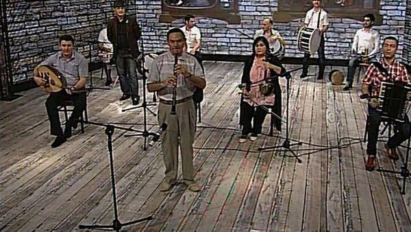 Стинг в импровизации азербайджанских музыкантов - Sputnik Абхазия