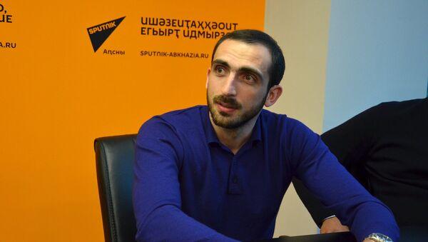 Дмитрий Гвазава. - Sputnik Абхазия