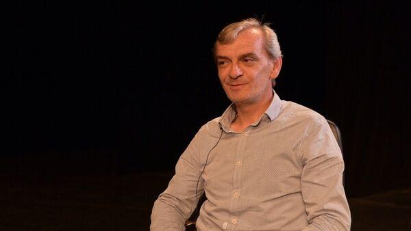 Проект Жизнь и театр продолжает актер Даур Арухаа - Sputnik Абхазия