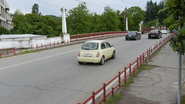 Красный мост - Sputnik Абхазия