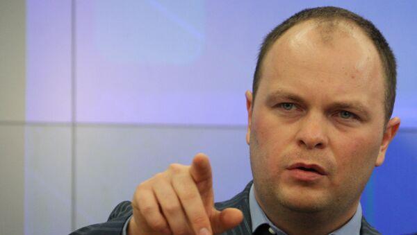 Председатель комиссии по безопасности Общественной палаты РФ Антон Цветков. - Sputnik Абхазия