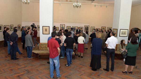 Выставка в ЦВЗ. - Sputnik Абхазия