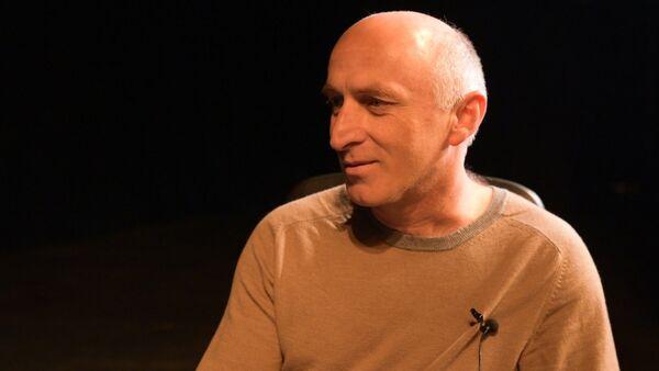 Проект Жизнь и театр продолжает актер и режиссер Алхас Шамба - Sputnik Абхазия