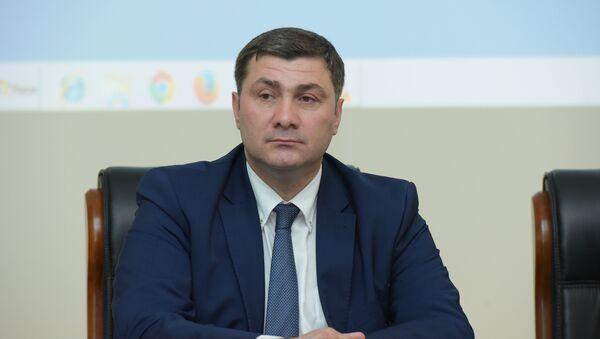 Аԥсны Аԥыза-министр актәи ихаҭыԥуаҩ Шамил Аӡынба. - Sputnik Аҧсны