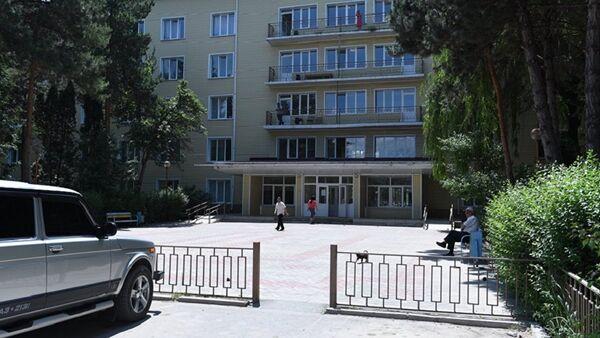 Цхинвальская больница. Архивное фото - Sputnik Абхазия