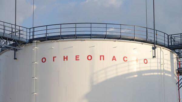 Резервуары с топливом - Sputnik Абхазия