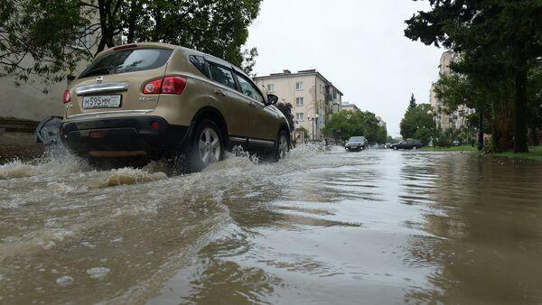 Наводнение - Sputnik Абхазия