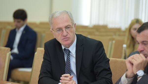 Автандил Гарцкия - Sputnik Абхазия