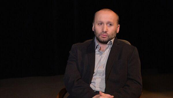 Апроект Атеатри аԥсҭазаареи иациҵоит артист арежиссиор-ақәыргылаҩ Џьамбул Жорданиа - Sputnik Аҧсны