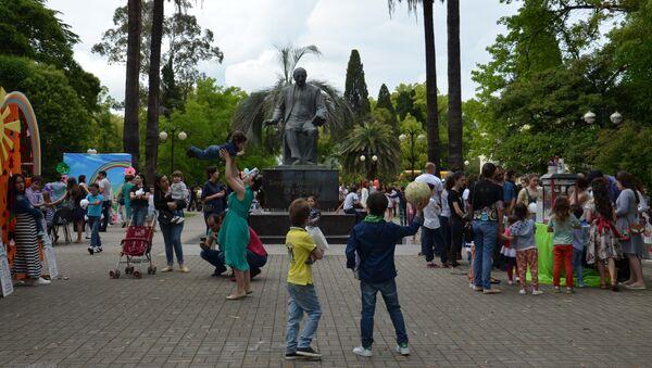 Международный День защиты детей - Sputnik Абхазия