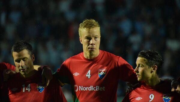 Игроки сборной Лапландии - Sputnik Абхазия