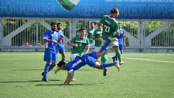 Игра сборной Падании и Пенджаба - Sputnik Абхазия