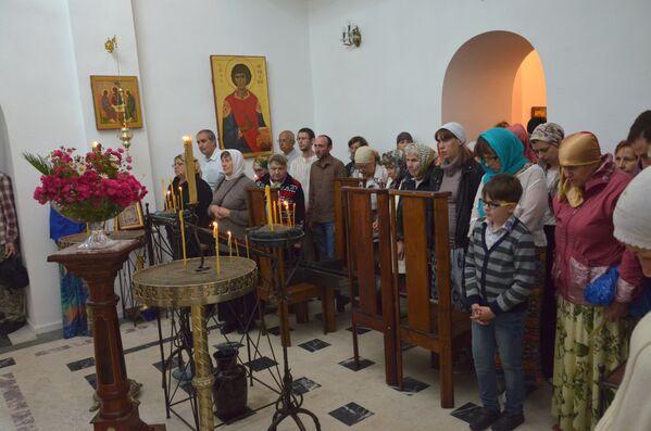 Каманы. День Святого мученика Василиска - Sputnik Абхазия