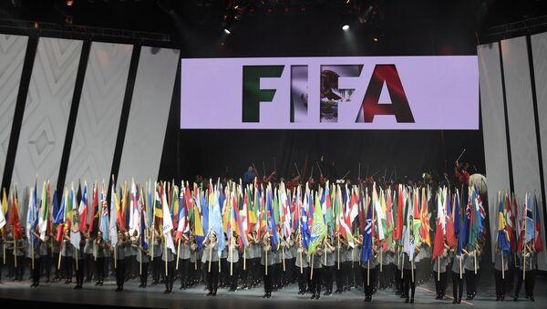 Церемония открытия 66-го Конгресса ФИФА. Архивное фото. - Sputnik Аҧсны