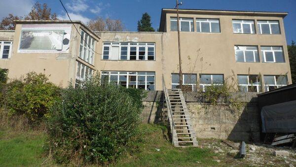 Школа №1 в Гагре - Sputnik Абхазия