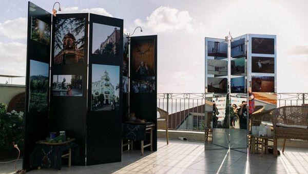 Выставка Два взгляда, две страны - Sputnik Абхазия