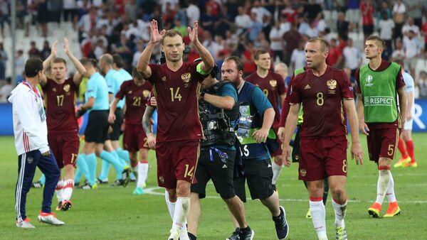 Футбол. Чемпионат Европы - 2016. Матч Англия - Россия - Sputnik Абхазия