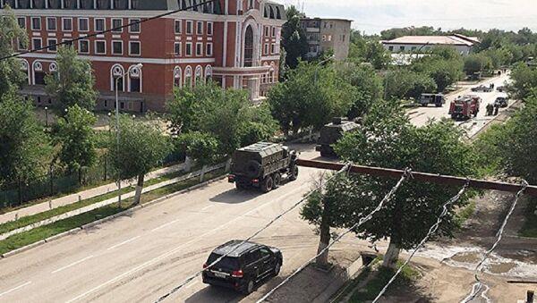 Ситуация в Актобе. Архивное фото - Sputnik Абхазия