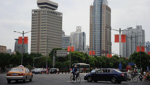 Шанхай. Архивное фото - Sputnik Абхазия