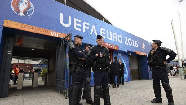 Футбол. Чемпионат Европы - 2016. Архивное фото - Sputnik Абхазия