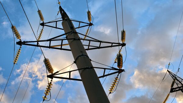 Линии электропередач - Sputnik Абхазия