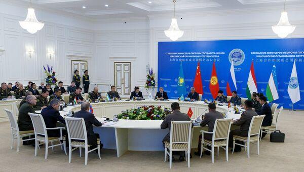 Совещание министров обороны государств-членов ШОС - Sputnik Абхазия
