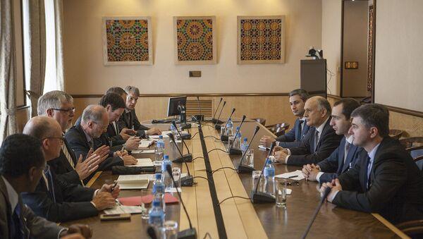 О 36-ом раунде Женевских дискуссий - Sputnik Абхазия