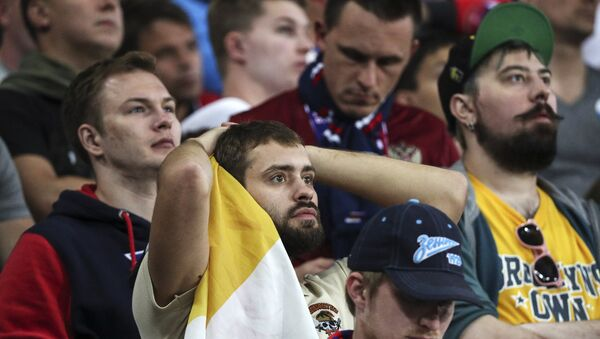 Футбол. Чемпионат Европы - 2016. Матч Россия - Словакия - Sputnik Абхазия