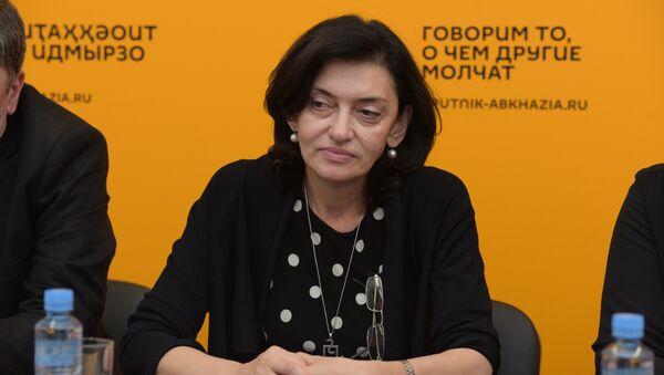 Шьазина Агрԥҳа - Sputnik Аҧсны