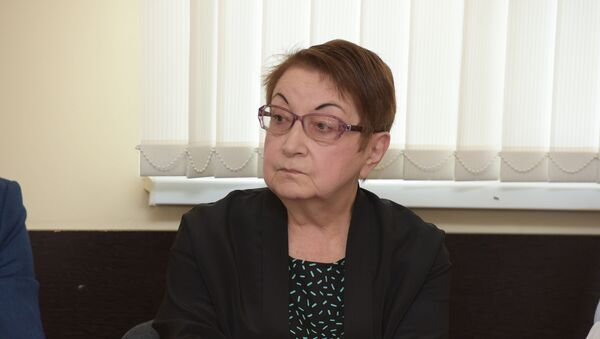 Нателла Акаба - Sputnik Абхазия