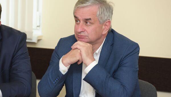 Президент Рауль Хаджимба - Sputnik Абхазия