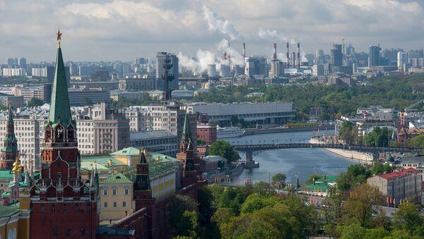 Города России. Москва - Sputnik Абхазия